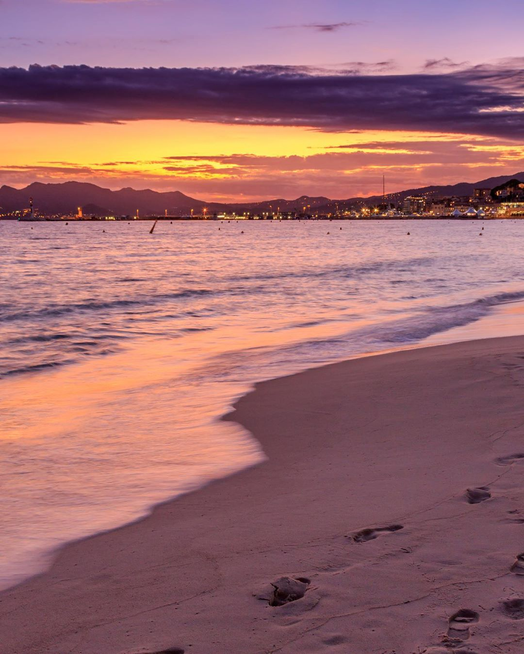 Sunset - Romantic weekend in Cannes - Credit slpcannes