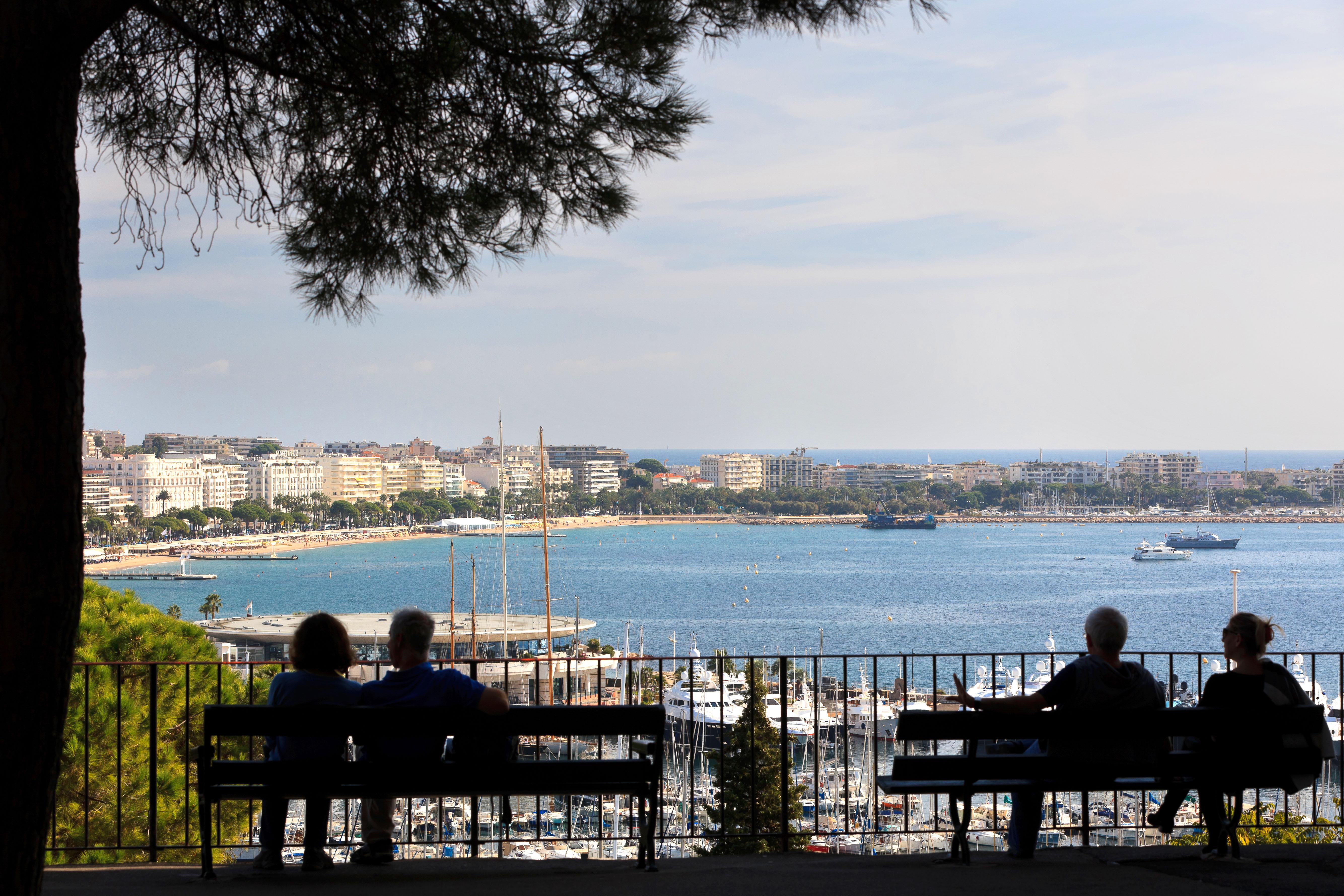 Place de la Castre - Cannes - Crédit Hervé Fabre