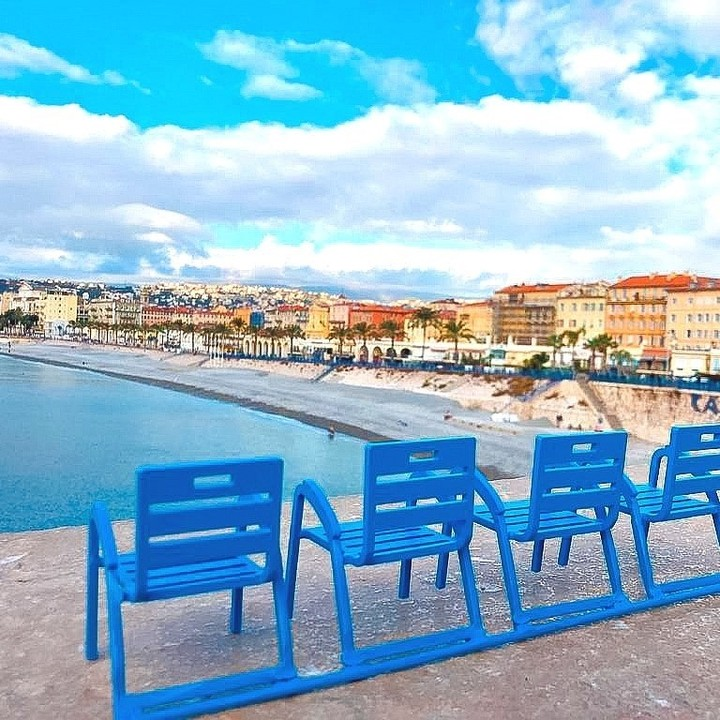 5 holiday memories to bring back from your stay in Nice - Credit Chairsbleuesartnice