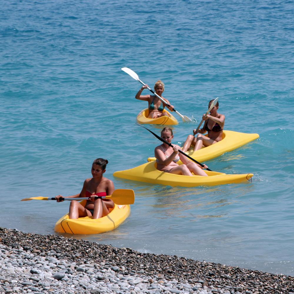 Kayak - Crédit Glisse Évasion