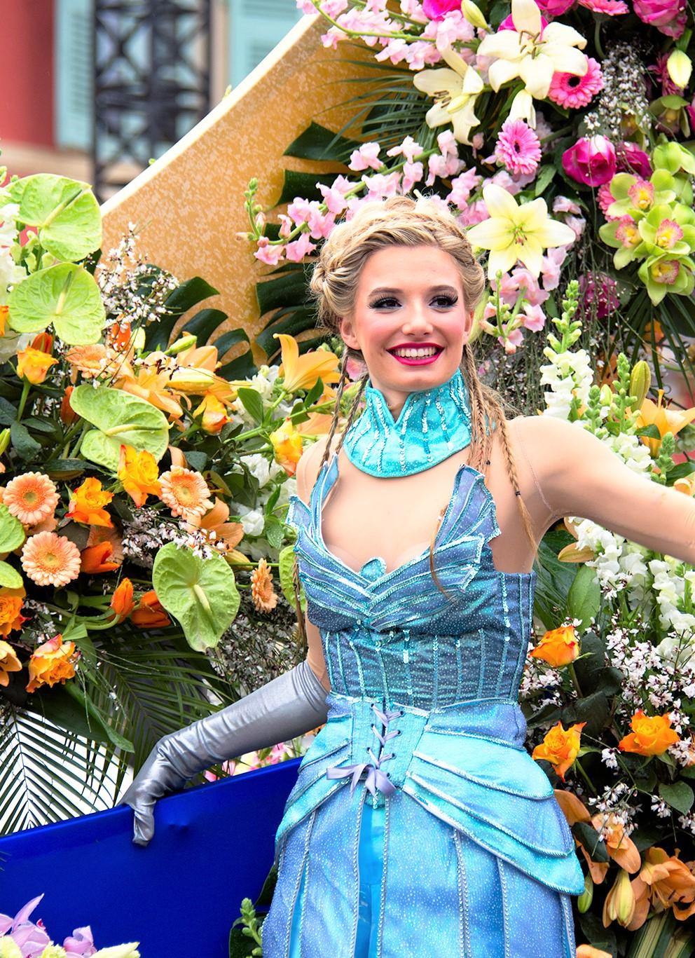 "2020 ""King of Fashion"" Nice Carnival"