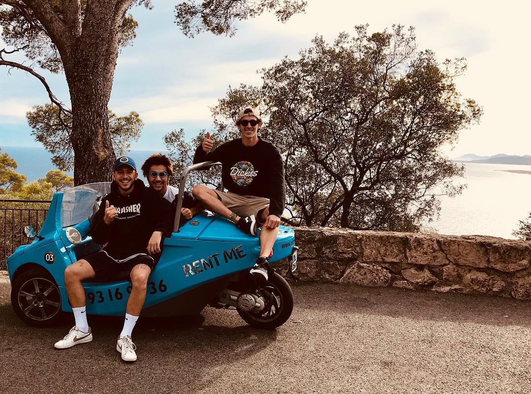 Visite insolite de Nice avec NiceCar - Crédit Gautier Courquin