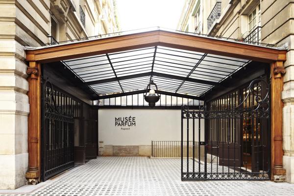 Musée du Parfum Fragonard - L'Empire Paris