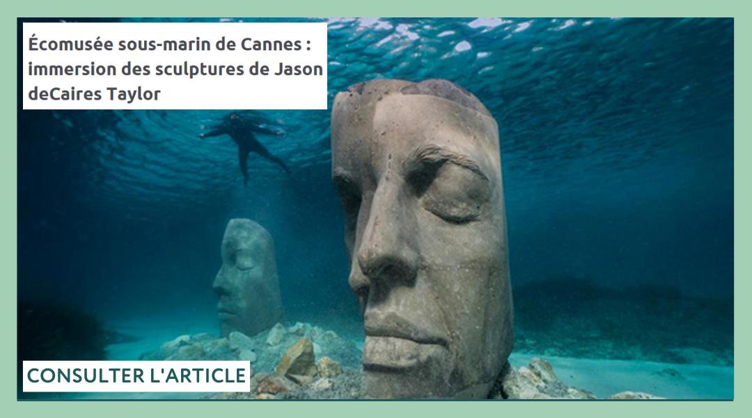 Jason Decaires Taylor à Cannes revenue management hôtelier