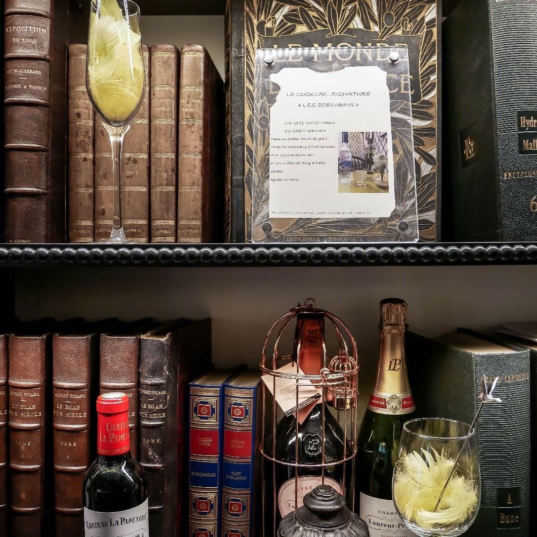 Cocktail Les Écrivains