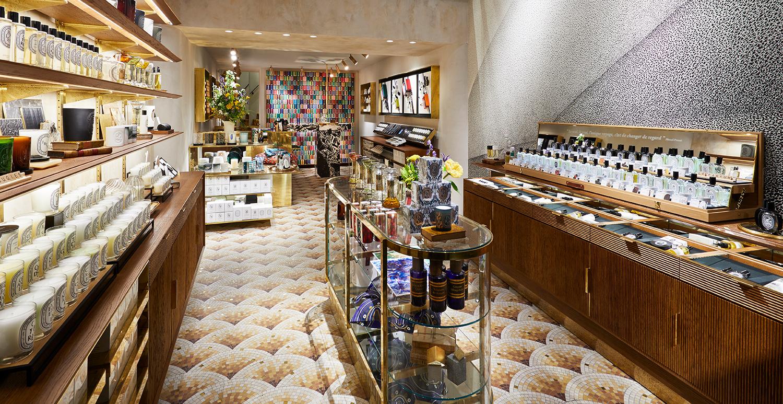 Boutique Dyptique Paris