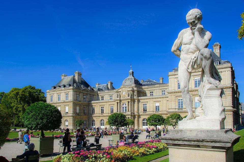 Photo du Parc du Luxembourg
