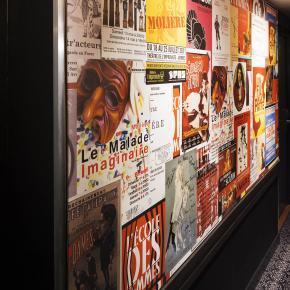 Collection Bagatel - Hôtel Les Théâtres - Couloir
