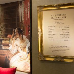 Collection Bagatel - Hôtel Les Théâtres Services 3