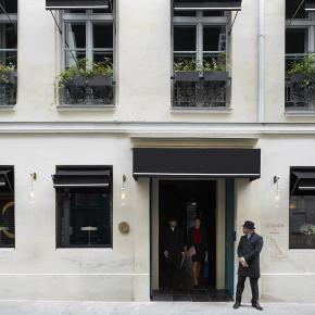 Compagnie Hôtelière de Bagatelle - Roch Hotel & Spa Paris  Façade