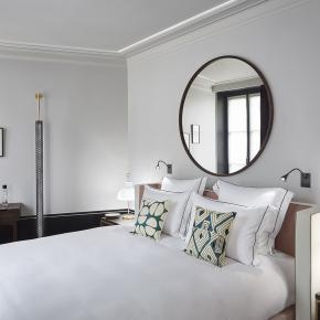 Compagnie Hôtelière de Bagatelle - Roch Hotel & Spa Paris -  Room Service