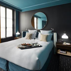 Compagnie Hôtelière de Bagatelle - Roch Hotel  & Spa Paris - séjour détente anti-blues du dimanche soir