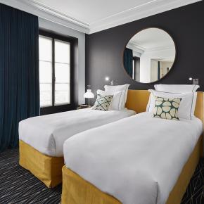 Compagnie Hôtelière de Bagatelle - Roch Hotel & Spa Paris -  séjour en famille