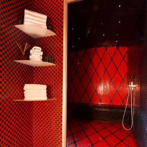 Compagnie Hôtelière de Bagatelle - Vice Versa Hotel - Hammam rouge