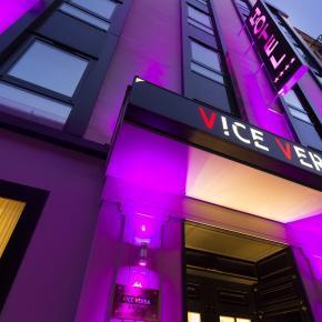 Compagnie Hôtelière de Bagatelle - Vice Versa Hotel Services - Boutique exclusive - façade
