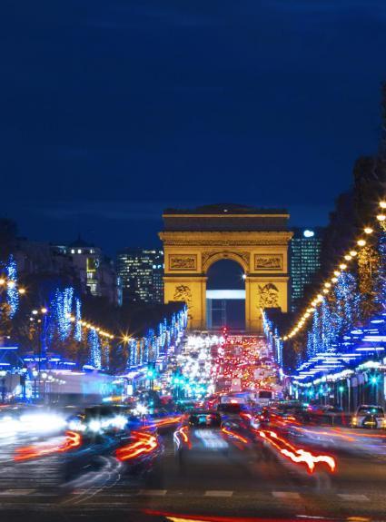 Un Noël féerique à Paris