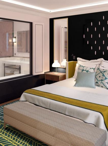Le Roch Hôtel, le nouveau venu aux cinq étoiles