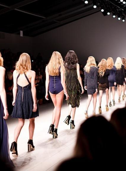Shopping et défilé, beau programme pour les amoureux de mode