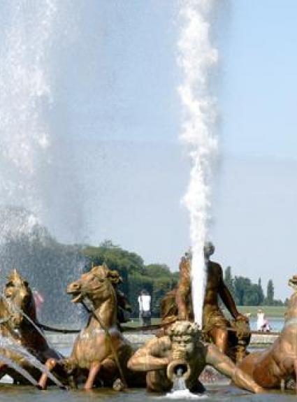 La magnificence des Grandes Eaux de Versailles
