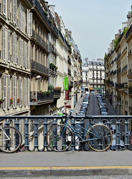 L'été à Paris se vit à pied