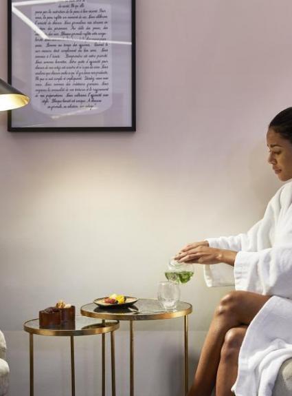 Un spa à Paris
