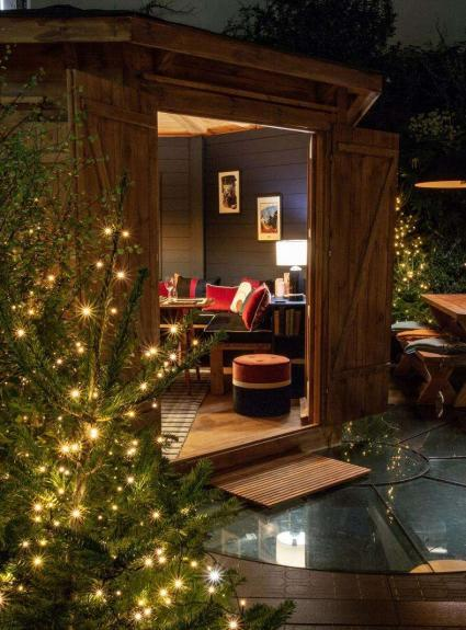 Christmas at the Roch Hotel & Spa