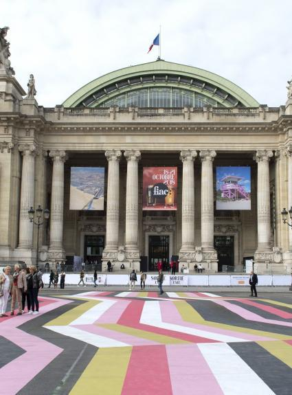 Le rendez-vous de l'art contemporain : la FIAC