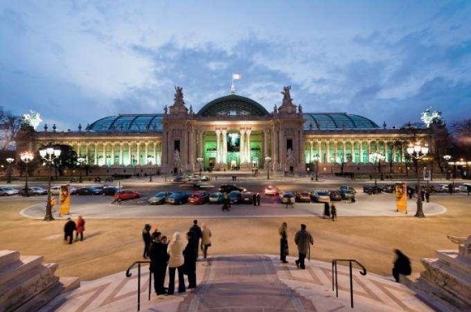 Grand Palais à Paris : aussi beau dehors que dedans !