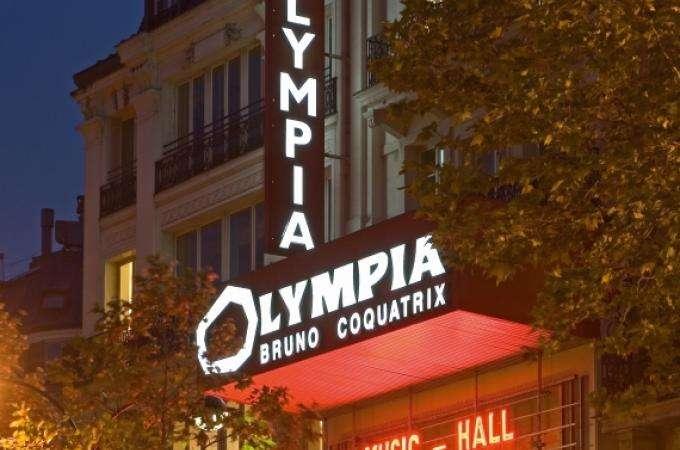 Olympia Paris : 120 années dédiées au spectacle