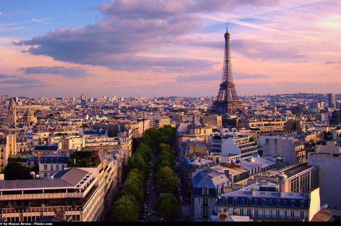 Paris, ville aux foires et salons