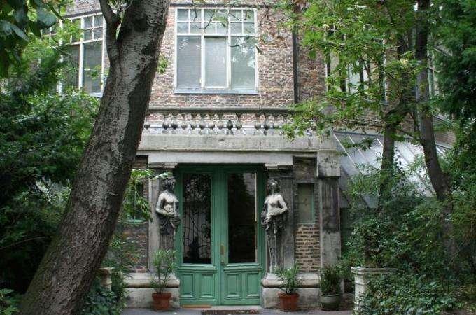 Artists' Residence in Paris 15th Arrondissement : La Ruche