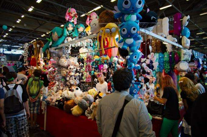 Japan Expo and the Tour de France