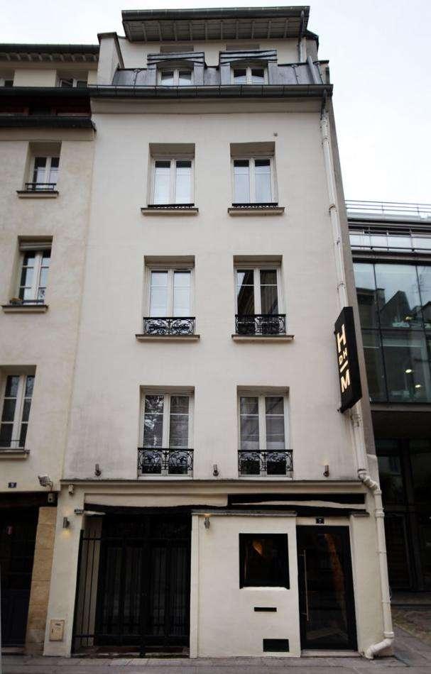 Haut Marais - Hotel