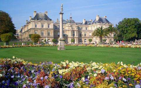 The incomparable parks and gardens of Paris