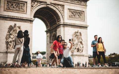 A family break in Paris