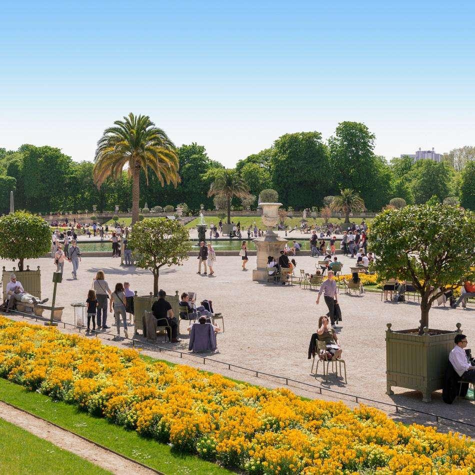 Hotel Belloy - Jardin Paris