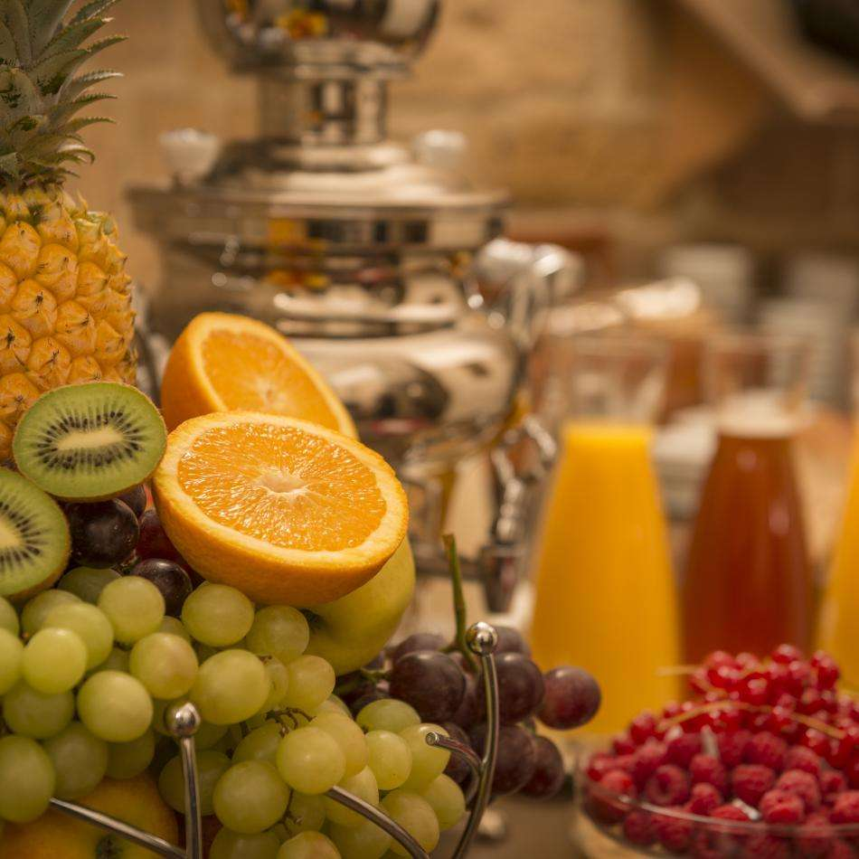 Hotel Belloy - Petit Déjeuner