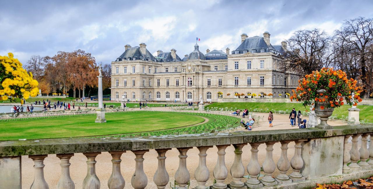 Le jardin du Luxembourg : un havre de paix à proximité de l'hôtel Belloy Saint-Germain