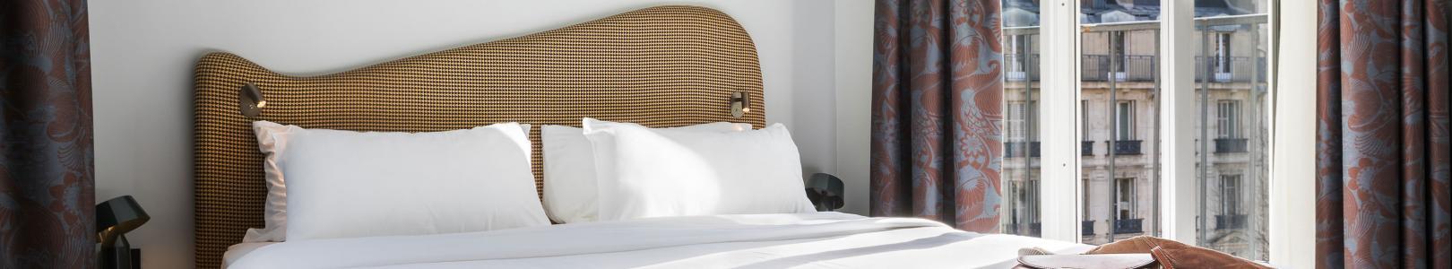 Hotel Belloy - Chambre