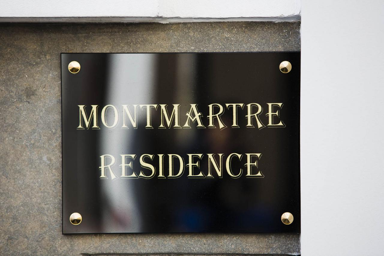 Montmartre Résidence Paris - Apartment - Hotel
