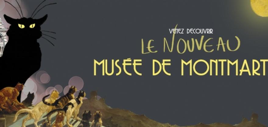 Découvrez le Musée de Montmartre,  les jardins Renoir et les Vignes.