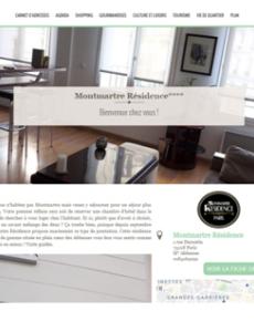Résidence Montmartre - Espace Presse