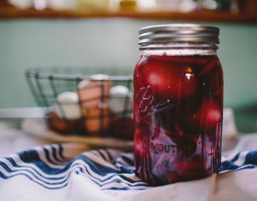 Our homemade jam