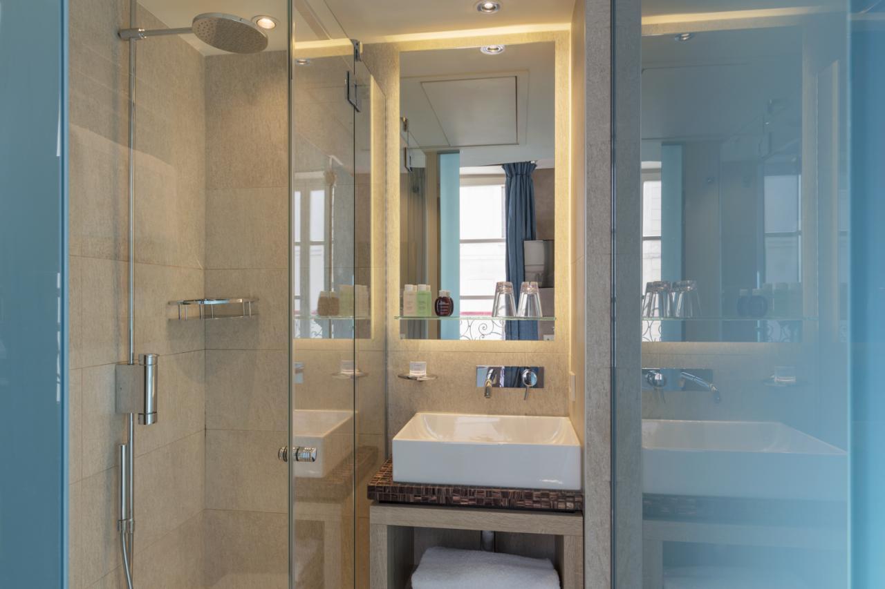 Hotel de Lille - Room - Bathroom