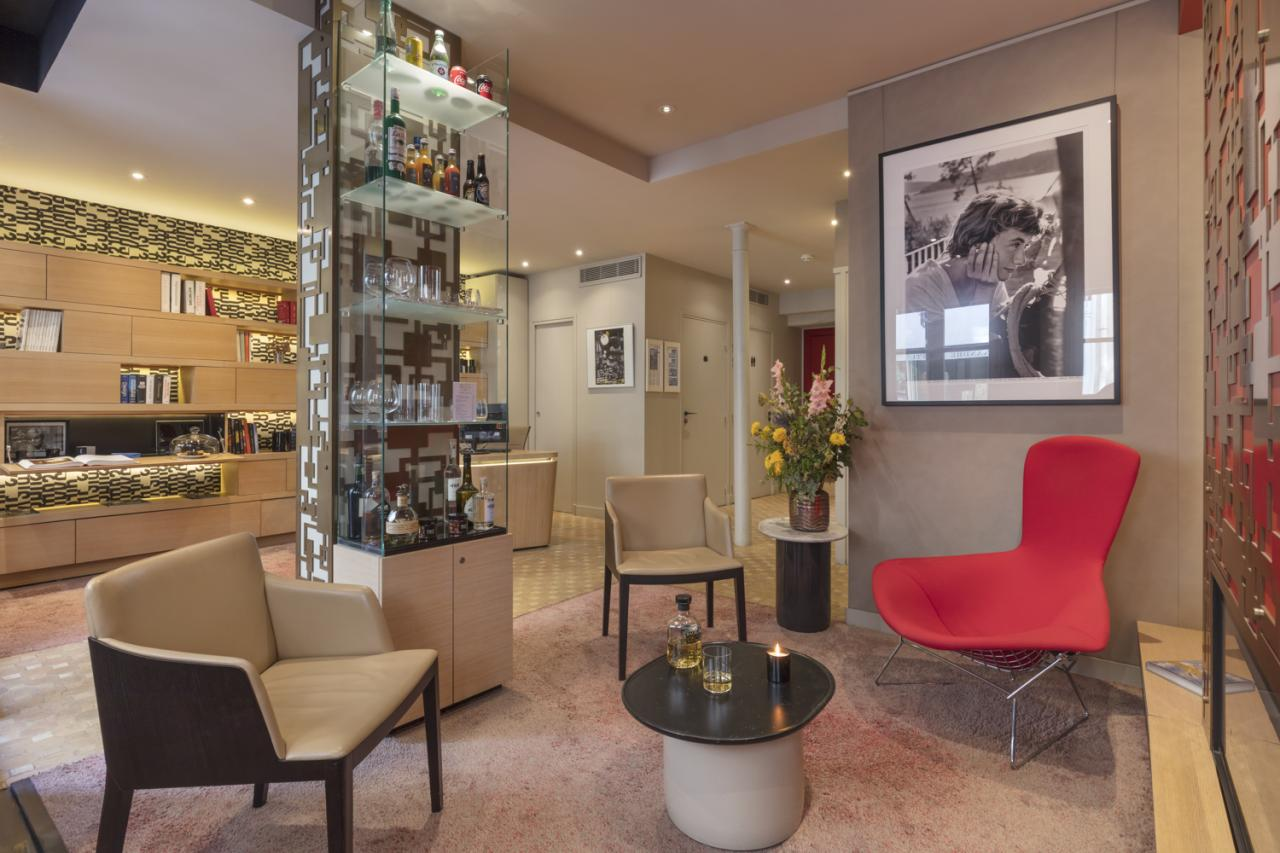 Hôtel de Lille - Réception