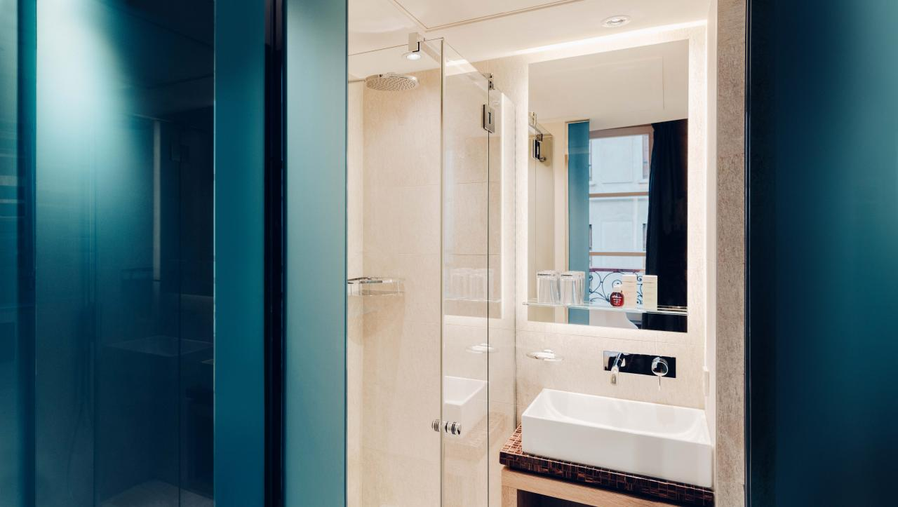 Hotel de Lille - Bathroom