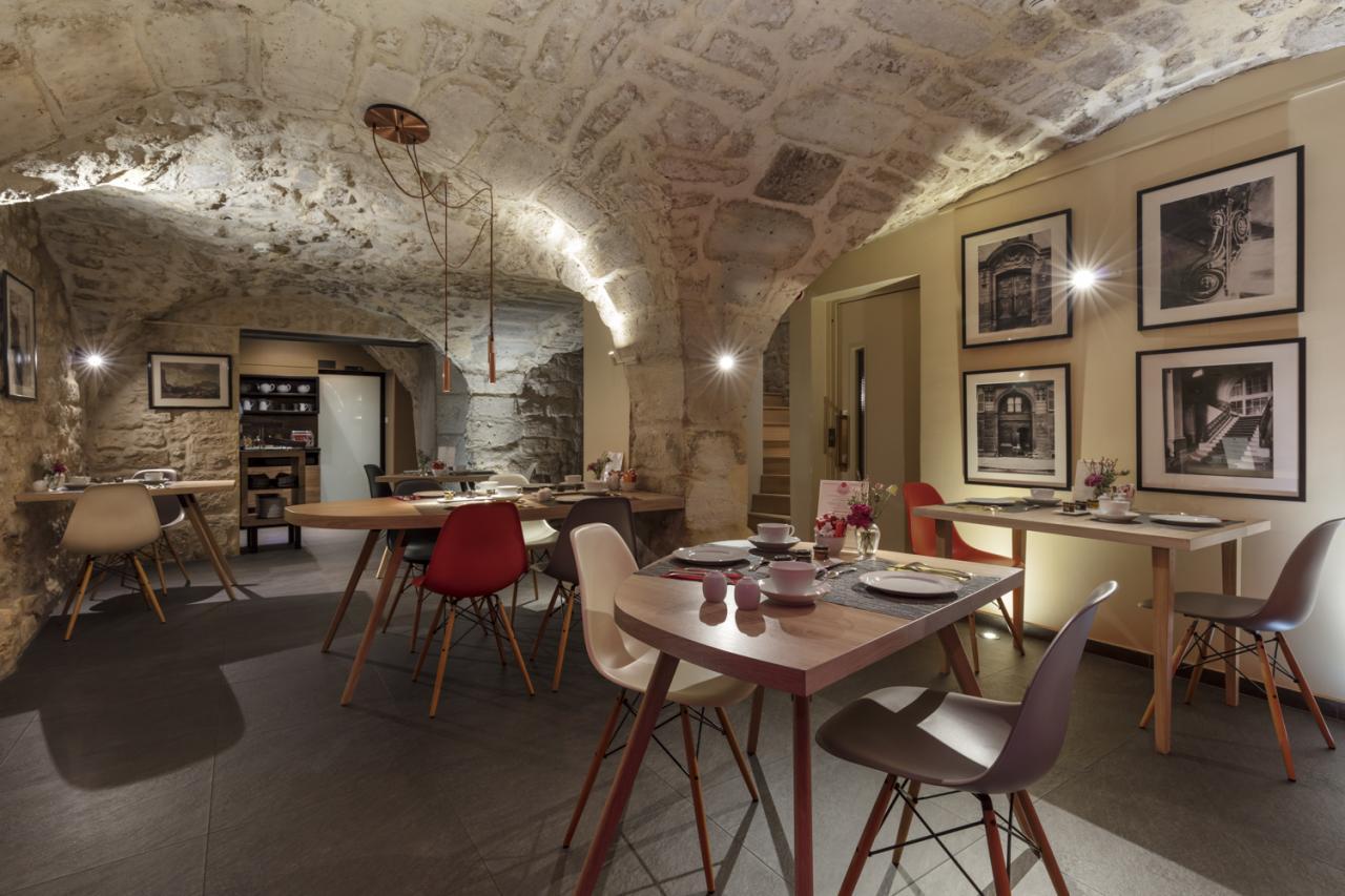 Hotel de Lille - Breakfast Room