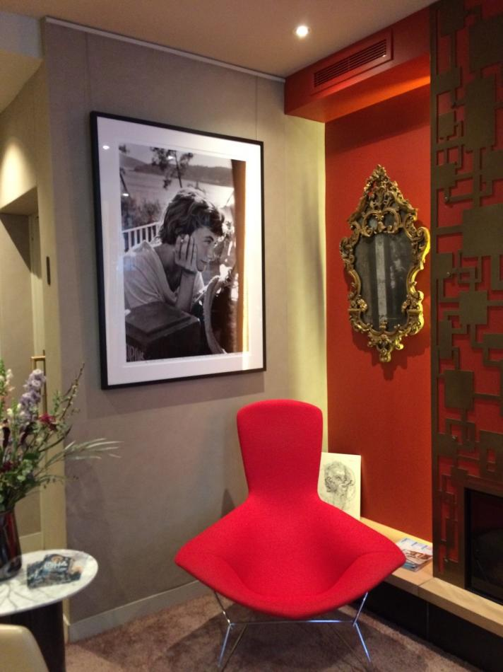 Hotel de Lille - Lounge