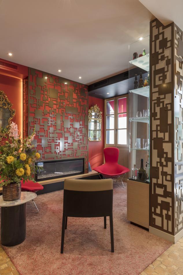 Hôtel de Lille - Salon
