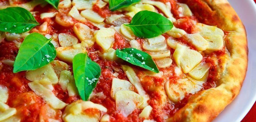 Marzo , the germanopratine pizza